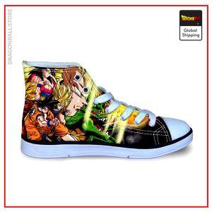 Dragon Ball Shoes  Saiyan Universe 37 Official Dragon Ball Z Merch