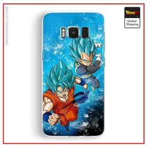Samsung DBS Case Saiyan Union Samsung S6 Official Dragon Ball Z Merch