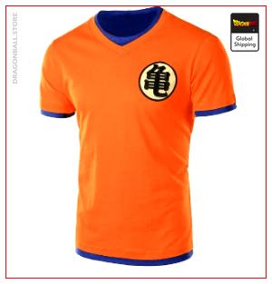 Dragon Ball Z T-Shirt Orange Goku M Official Dragon Ball Z Merch