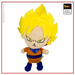 Dragon Ball Plush Goku SSJ Default Title Official Dragon Ball Z Merch