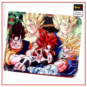 Dragon Ball Z Wallet Mergers Default Title Official Dragon Ball Z Merch