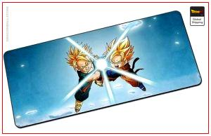 Dragon Ball Mouse Pad  Kameameha (LARGE) Default Title Official Dragon Ball Z Merch