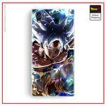 Sony DBS Case Primitive Instinct Xperia X Official Dragon Ball Z Merch