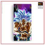 Sony DBS Case Kamehameha Instinct Xperia X Official Dragon Ball Z Merch