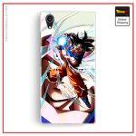 Sony DBS shell Kamehameha Destroyer Xperia X Official Dragon Ball Z Merch
