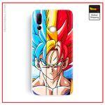 Huawei DBS Case Triple Goku Mate 20 Pro Official Dragon Ball Z Merch