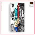 Sony DBS Case Goku VS Black Goku Xperia X Official Dragon Ball Z Merch