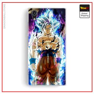 Sony DBS Case Goku Top Shape Xperia X Official Dragon Ball Z Merch