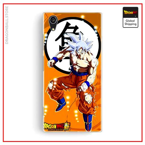 Sony DBS shell Mythical outfit Xperia X Official Dragon Ball Z Merch