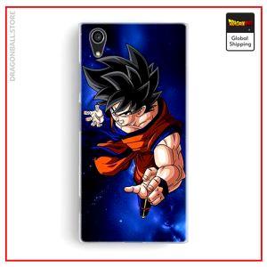 Sony DBZ Case Goku Classic Xperia X Official Dragon Ball Z Merch