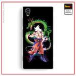 Sony DBZ shell Goku Shenron Xperia X Official Dragon Ball Z Merch