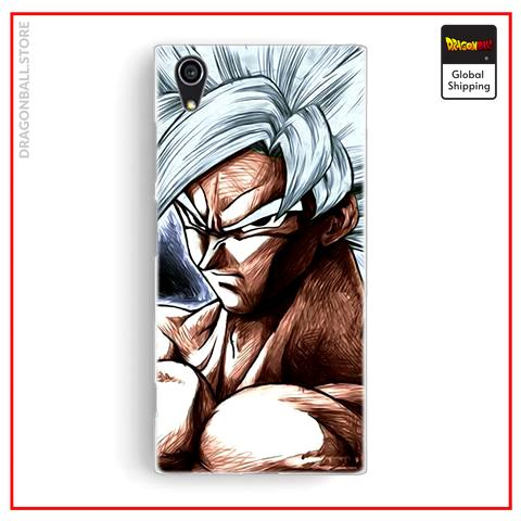 Sony DBS Case Goku Ultimate Xperia X Official Dragon Ball Z Merch