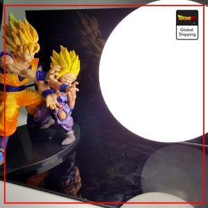 Dragon Ball Z LampKamehameha Final Default Title Official Dragon Ball Z Merch