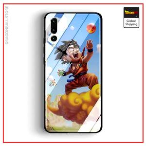 Huawei DB Case Childhood (Tempered Glass) Huawei P10 lite Official Dragon Ball Z Merch