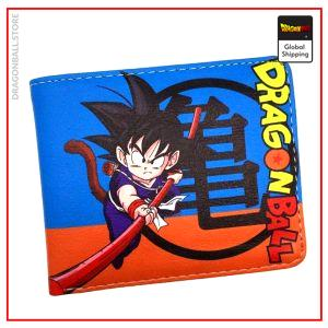 Dragon Ball Goku Wallet Small Default Title Official Dragon Ball Z Merch