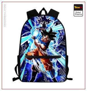 Dragon Ball Z Backpack  Kamehameha Default Title Official Dragon Ball Z Merch