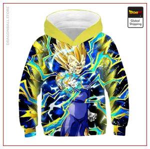 DBZ Kids Sweatshirt Genkidama 3 YEARS Official Dragon Ball Z Merch