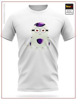 Dragon Ball Z T-Shirt Freezer Minion S Official Dragon Ball Z Merch