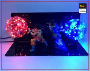 Dragon Ball Z Lamp Eternal Rivals Default Title Official Dragon Ball Z Merch