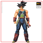 DBZ Figure Bardock Chocolate Edition Default Title Official Dragon Ball Z Merch