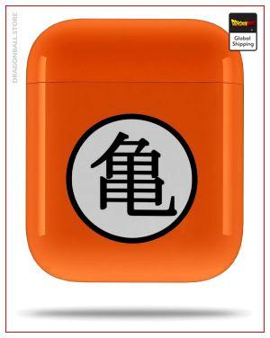 "Dragon Ball GokuPods Case Original Kanji ""Kame"" Default Title Official Dragon Ball Z Merch"