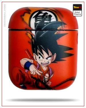 Dragon Ball GokuPods Case Goku Training Default Title Official Dragon Ball Z Merch