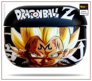 GokuPods Pro DBZ Case Majin Vegeta Default Title Official Dragon Ball Z Merch