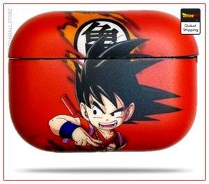 GokuPods Pro Dragon Ball CaseGoku Small - Training Default Title Official Dragon Ball Z Merch