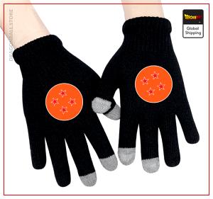 Dragon Ball Gloves Default Title Official Dragon Ball Z Merch