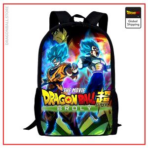 Dragon Ball S Backpack  Broly : le Film Default Title Official Dragon Ball Z Merch