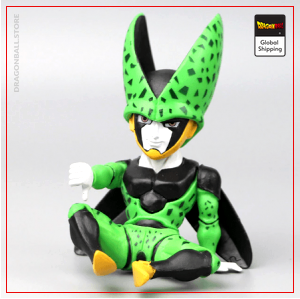 DBZ Figure Cell Mini Default Title Official Dragon Ball Z Merch