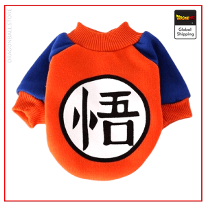 Cosplay Dog DBZ  Bee XS Official Dragon Ball Z Merch