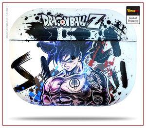 GokuPods Pro Dragon Ball Ultra Instinct Case Default Title Official Dragon Ball Z Merch