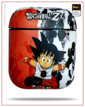Dragon Ball GokuPods Case Goku Small Stylized Default Title Official Dragon Ball Z Merch