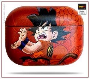 GokuPods Pro Dragon Ball Case Kamehamaha Default Title Official Dragon Ball Z Merch