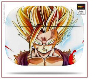 GokuPods Pro DBZ Case Gohan SSJ Default Title Official Dragon Ball Z Merch