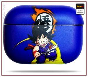 GokuPods Pro Dragon Ball Case Original Saga Default Title Official Dragon Ball Z Merch