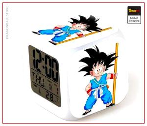 Dragon Ball Alarm Clock Goku Small Default Title Official Dragon Ball Z Merch
