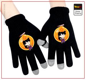 Dragon Ball gloves  Gohan Default Title Official Dragon Ball Z Merch