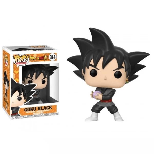 Funko Pop Dragon Ball Goku Black Default Title Official Dragon Ball Z Merch