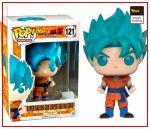 Funko Pop Dragon Ball Goku Blue Default Title Official Dragon Ball Z Merch