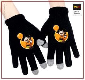 Dragon Ball Gloves Goku Default Title Official Dragon Ball Z Merch