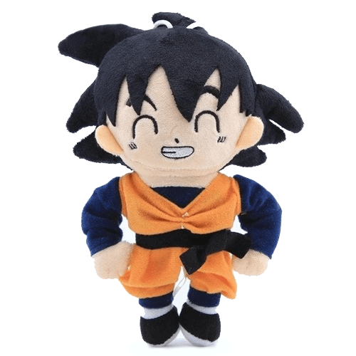 Dragon Ball Plush Goku Default Title Official Dragon Ball Z Merch