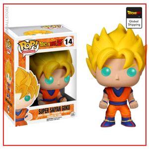 Funko Pop Dragon Ball Goku Super Saiyan Default Title Official Dragon Ball Z Merch