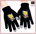 Dragon Ball Gloves Goku Saiyan Default Title Official Dragon Ball Z Merch