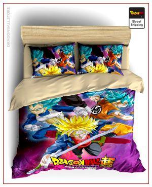 Comforter Cover DBS  Future Trunks Single - AU (140x210cm) Official Dragon Ball Z Merch