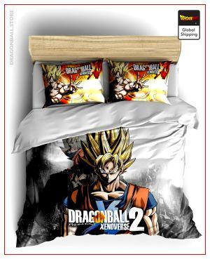 Comforter Cover DBZ Xenoverse Single - AU (140x210cm) Official Dragon Ball Z Merch