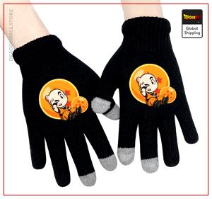 Dragon Ball gloves  Krilin Default Title Official Dragon Ball Z Merch