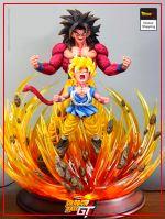 Collector Figure Saga GT Default Title Official Dragon Ball Z Merch