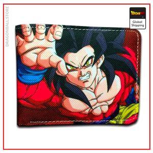 Dragon Ball GT Wallet Goku SSJ4 Default Title Official Dragon Ball Z Merch